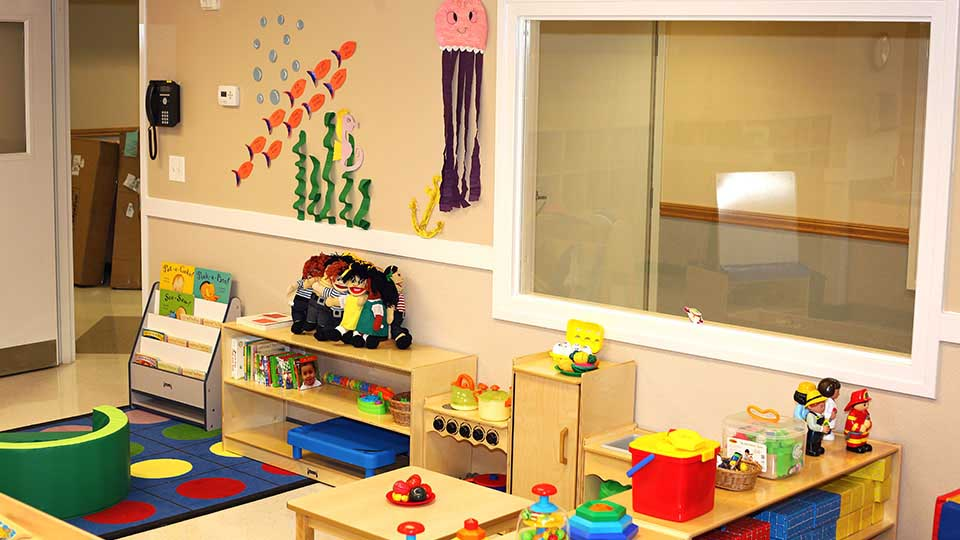 Classroom Window Design ~ Carrington academy alpharetta daycare design calbert