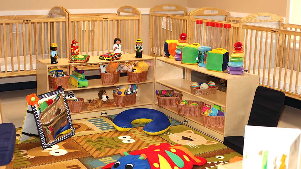 Carrington Academy Alpharetta Daycare Design