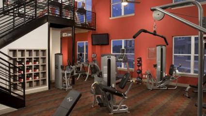 Club design, gym design, recreation design
