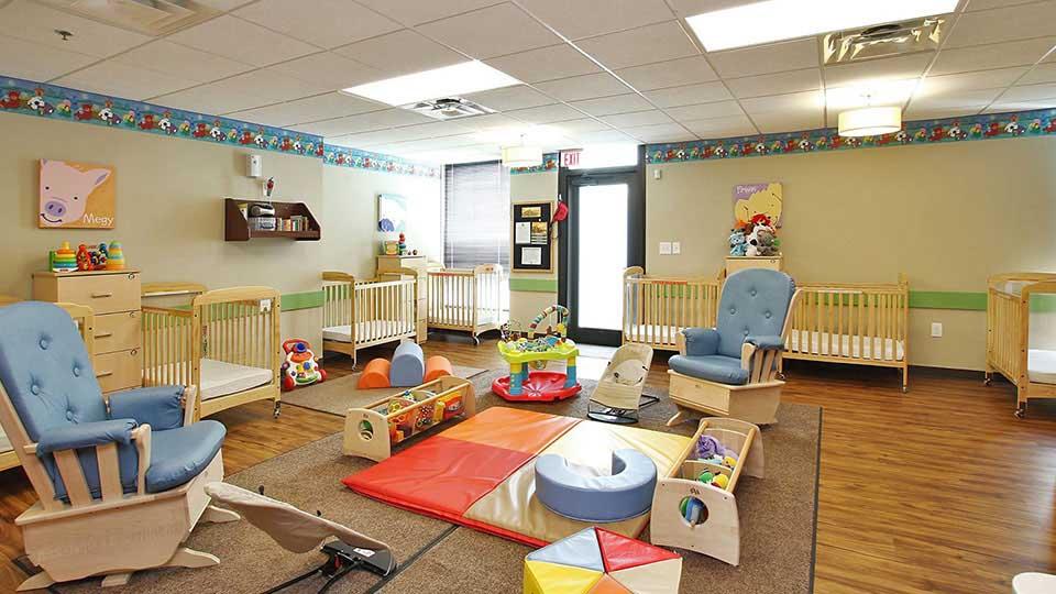 Daycare design in buckhead ga calbert design group for Interior design for child care centre