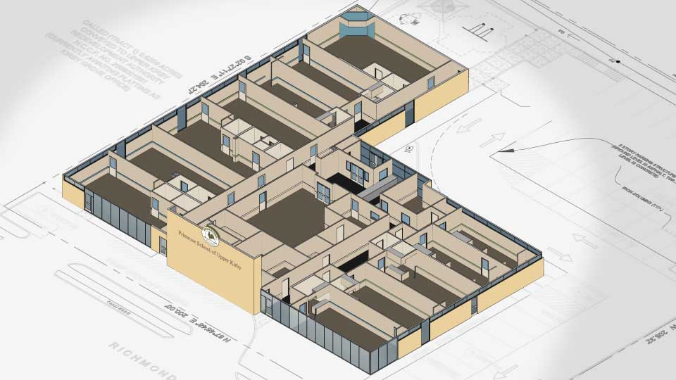 Daycare Building Floor Plans: Daycare Design In Houston, TX