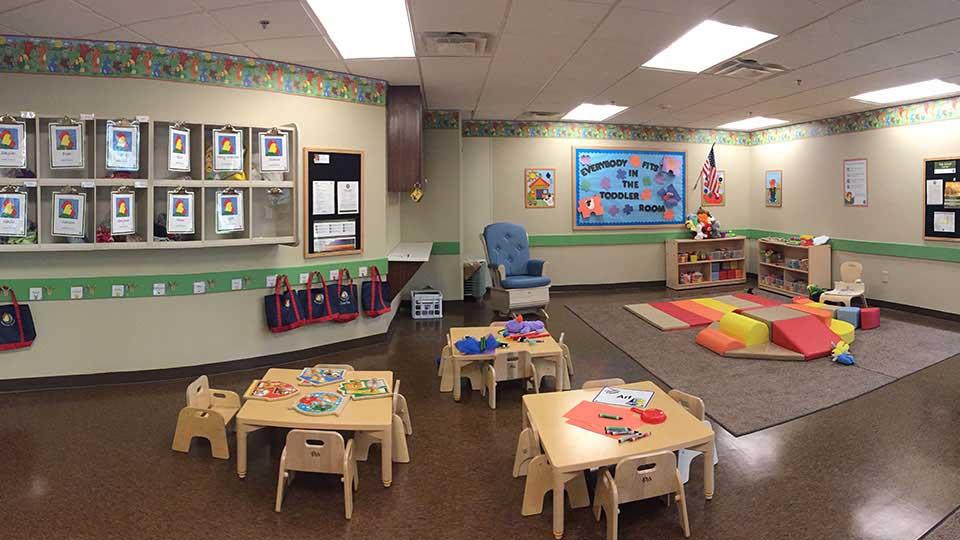 Daycare design in houston tx calbert design group for Interior design for child care centre