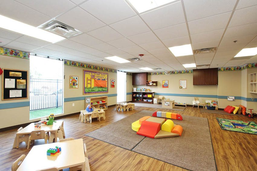interior design for daycare center