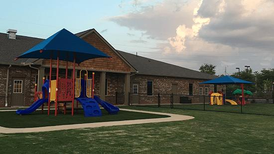 daycare design carrington academy suwanee ga playground
