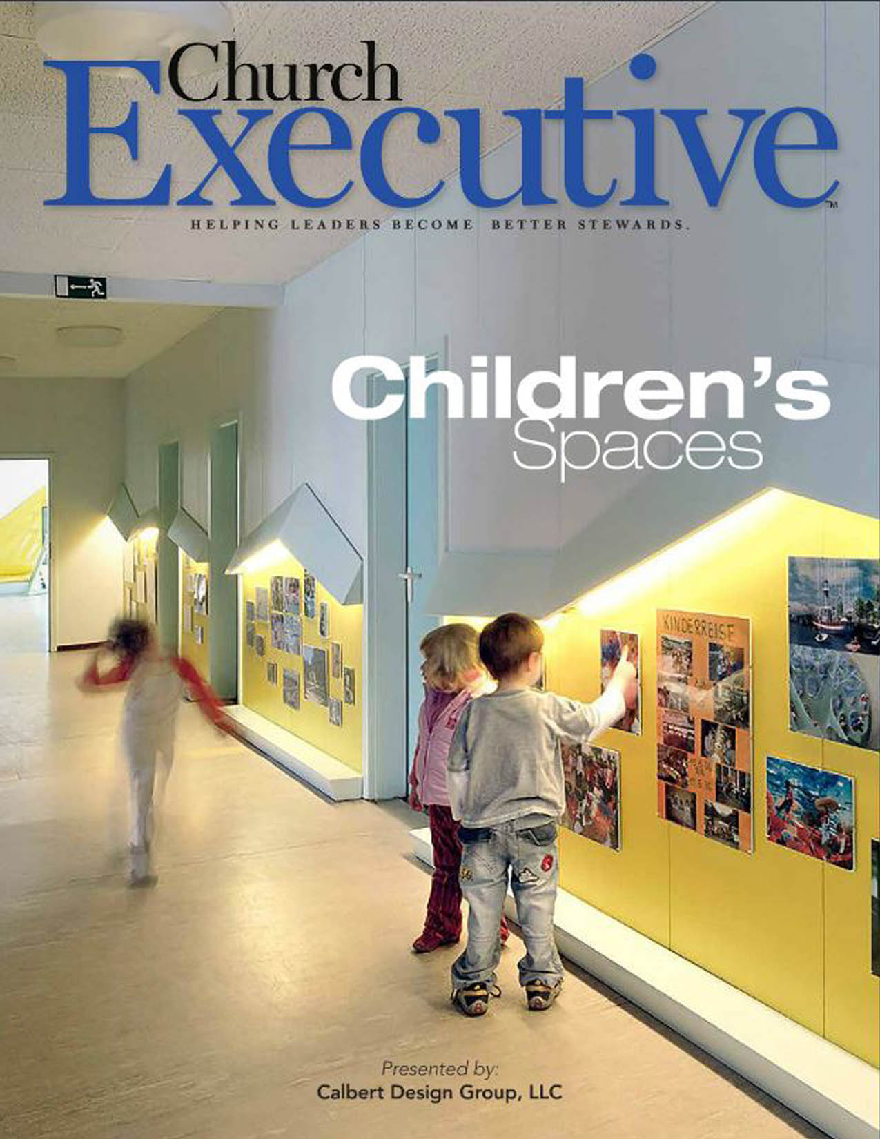 church executive; children spaces