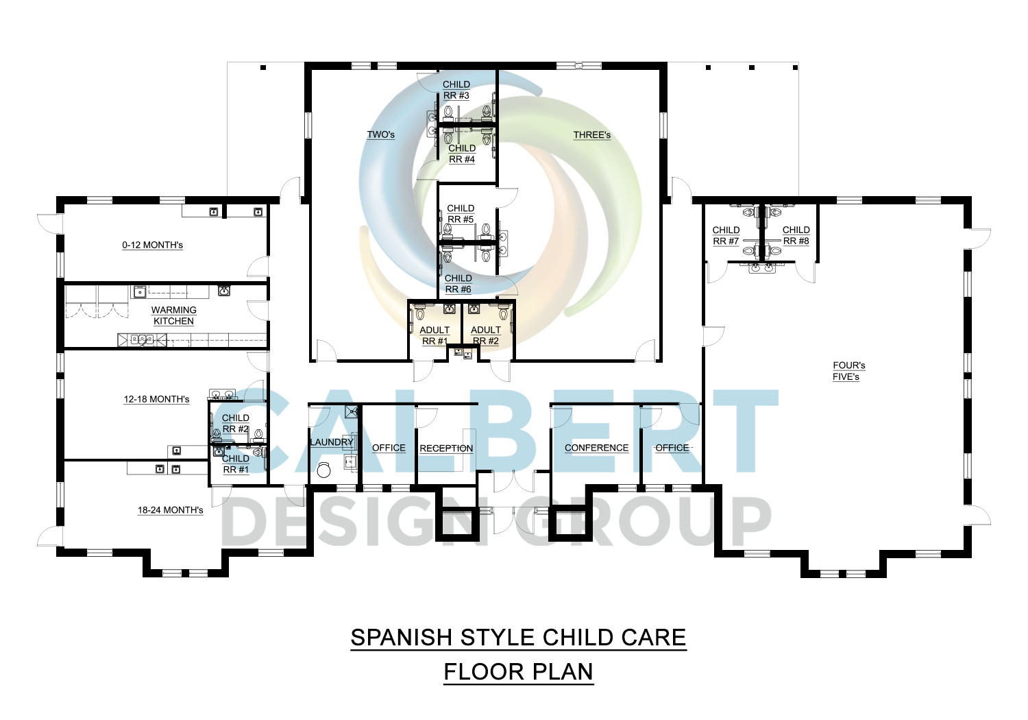 florida child care floor plans for sale