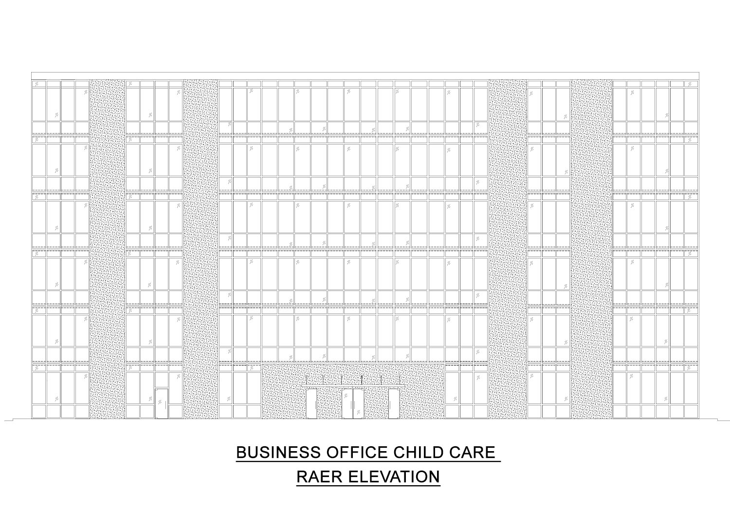 Business Office Child Care plans for sale